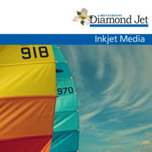 "Picture of Mitsubishi Diamond Jet 8.5"" x 11"" - Glossy (50/Pack)"