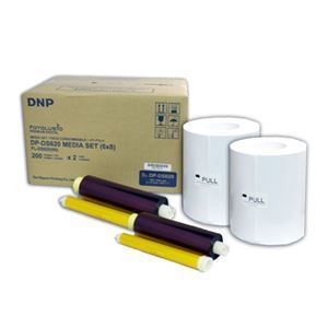 "Picture of DNP DS620A 4"" x 6"" Dye-Sub Media Paper"