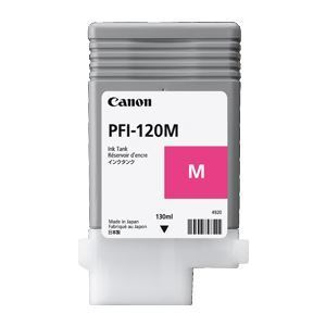 Picture of Canon PFI-120 Ink, 130 ml - Magenta