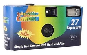 Picture of Pocket Shot Disposable 35MM Camera w/ Flash