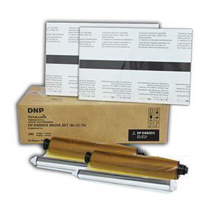 """Picture of DNP DS80DX 8"""" X 10"""" Duplex Media Kit"""