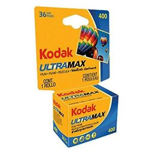 Picture of Kodak Ultra Max 400 Film Carded - GC 135-36 exp (10/Case)