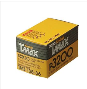 Picture of Kodak PRO T-MAX P3200 - 135-36 exp (20/Case)
