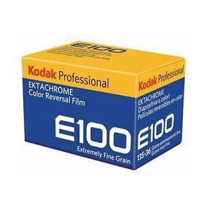 Picture of Kodak Pro Ektachrome E100 - 135-36 exp (20/Case)