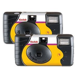 Picture of Kodak Power Flash Single Use Camera / 2 pack (10/Case)
