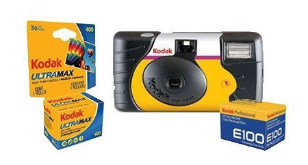 Picture for category Kodak Film