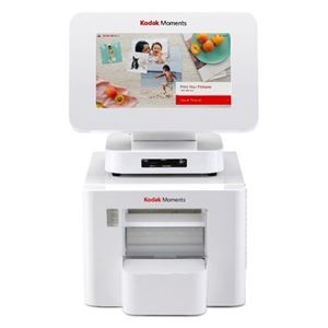 Picture of Kodak Moments M1 Order Station (with Printer Countertop Enclosure)