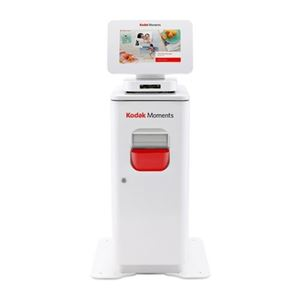 Picture of Kodak Moments M1 Order Station (with Freestanding Cabinet)