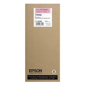 Picture of Epson T596600 UltraChrome HDR Ink 350ml Vivid Lt. Magenta