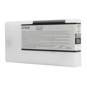 Picture of Epson 4900 Photo Black, 200 ml