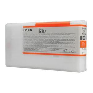 Picture of Epson 4900 Orange, 200 ml