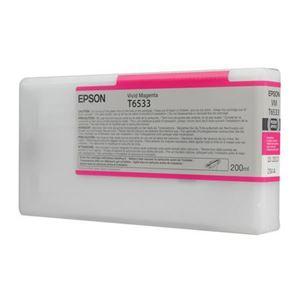 Picture of Epson 4900 Vivid Magenta, 200 ml