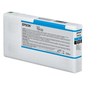 Picture of Epson T913200 UltraChrome HDX Ink, Cyan