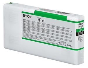 Picture of Epson T913B00 UltraChrome HDX Ink, Green