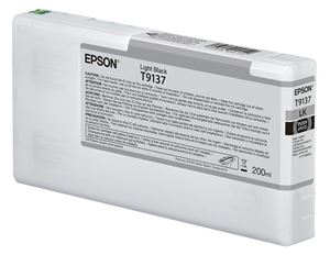 Picture of Epson T913700 UltraChrome HDX Ink, Light Black