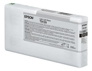 Picture of Epson T913900 UltraChrome HDX Ink, Light Light Black