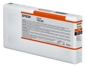 Picture of Epson T913A00 UltraChrome HDX Ink, Orange