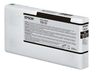 Picture of Epson T913100 UltraChrome HDX Ink, Photo Black