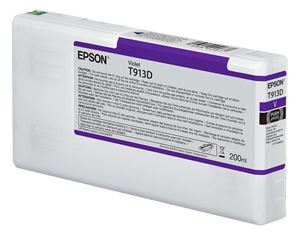 Picture of Epson T913D00 UltraChrome HDX Ink, Violet