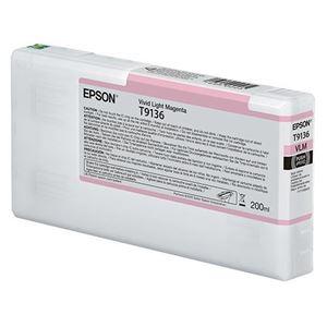 Picture of Epson T913600 UltraChrome HDX Vivid Ink, Light Magenta