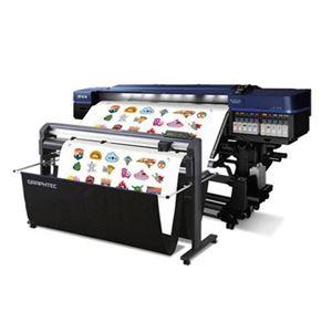"""Picture of Epson SureColor S80600 64"""" Print Cut Edition Solvent Printer Bundle"""