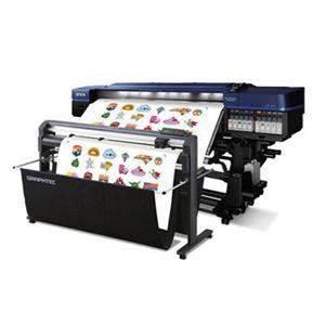 """Picture of Epson SureColor S40600 64"""" Print Cut Edition Solvent Printer Bundle"""