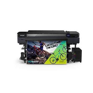 """Picture of Epson SureColor S60600L 64"""" Solvent Production Bulk Ink Printer"""