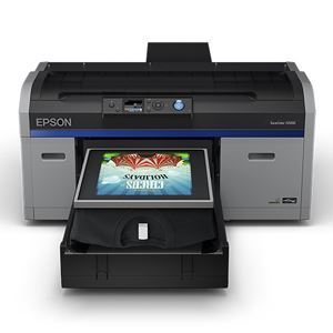Picture of Epson SureColor F2100 WE DTG Printer