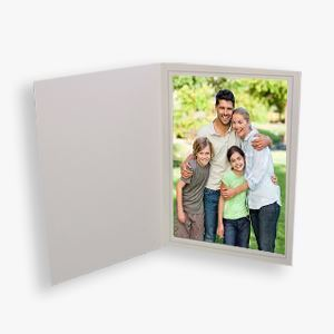 Picture of Grey Folder 4x6 - 200/box