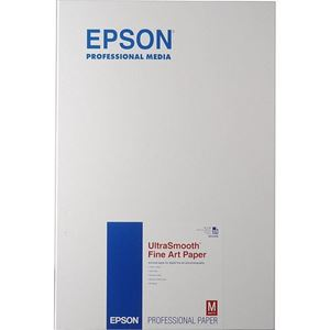 "Picture of Epson UltraSmooth Fine Art 13""x19"" - 25 sheets"