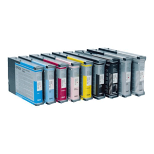 Picture of Epson 7880/9880 UltraChrome Ink set (110 ml)