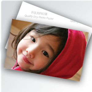 """Picture of Fujifilm DX100 inkjet paper - 8"""" x 213' Glossy"""