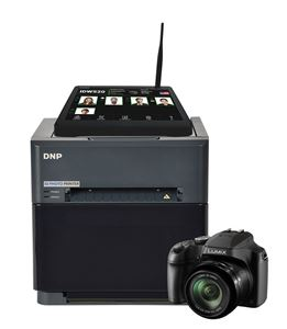 Picture of DNP IDW520 Passport & ID Photo Solution
