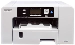 Picture of Sawgrass SG500 Printer with Chromablast Install Kit