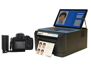 Picture of fastID Passport Photo System -  with Camera